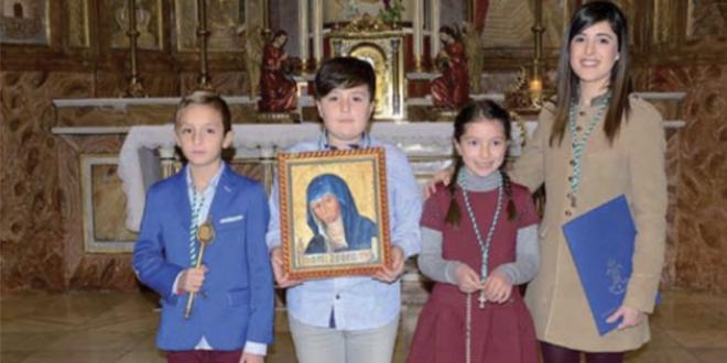 Los protagonistas de las Fiestas de la Mare de Déu ya esperan los días grandes
