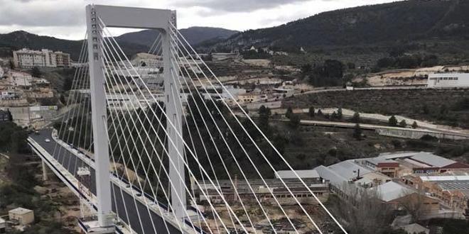 El puente Fernando Reig reabre al tráfico el próximo lunes