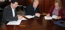 Firmado el convenio para estas fiestas entre la Asociación de San Jorge y el Ayuntamiento