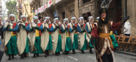 La Diana abre un intenso 'Matí de Festa' en Alcoy