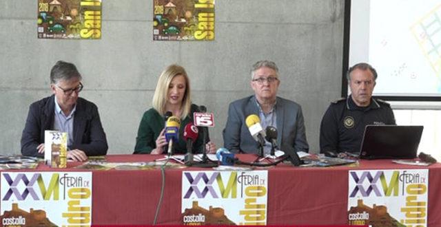 Castalla presenta los atractivos de su Feria de San Isidro