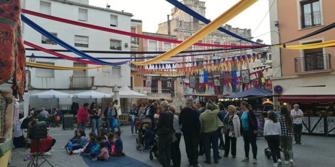 Castalla ya disfruta de su XXVI Feria de San Isidro