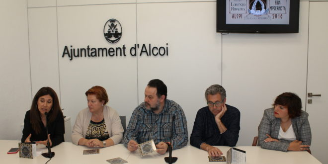 Alcoy recoge en un CD una recopilación de sus canciones populares