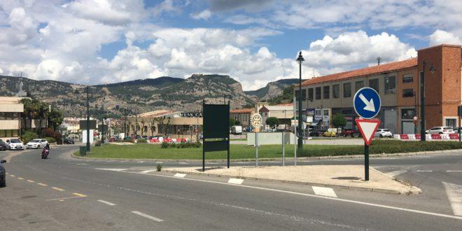 Fomento autoriza la rotonda en la entrada a Alcoy por Alicante