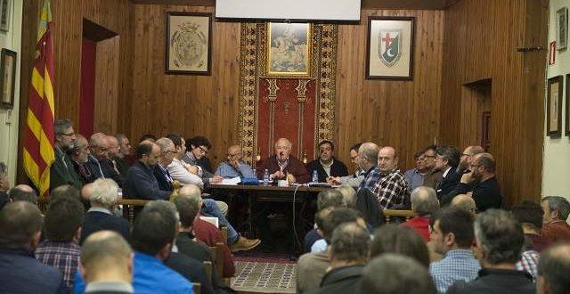 El Casal de Sant Jordi renovará parte de la directiva