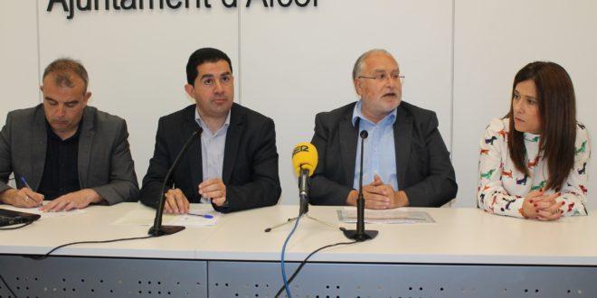 La Generalitat aporta cerca de un millón de euros a dos proyectos de Alcoy