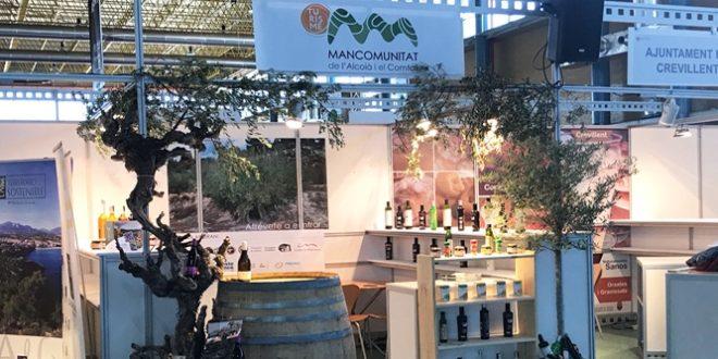 La Mancomunidad estuvo presente en 'Alicante Gastronómica'