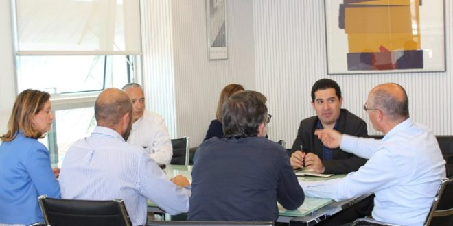 Acuerdo para impulsar la Vía Verde entre Alcoy y Gandia