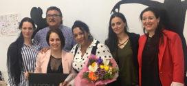 Llega a Alcoy la Asociación Cultural Flamenca 'La Debla'