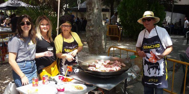 La Fiesta de de Cocentaina celebró las tradicionales paellas
