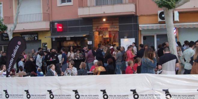 Éxito de las Jornadas Gastronómicas Fira de Tots Sants de Cocentaina