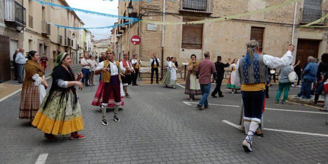 Muro revive la tradición de las populares 'Danses de Palacio'