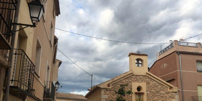 Cocentaina instala luminarias de bajo consumo en Fraga y  l'Alcudia