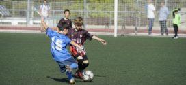 Primeros campeones del 'Premi Sant Jordi' de Fútbol Base de Alcoy