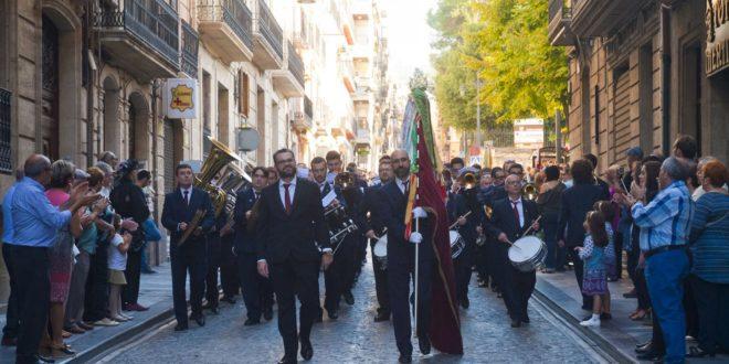 Las bandas de Agost, Manuel y Banyeres lucharán por el Premi Sant Jordi