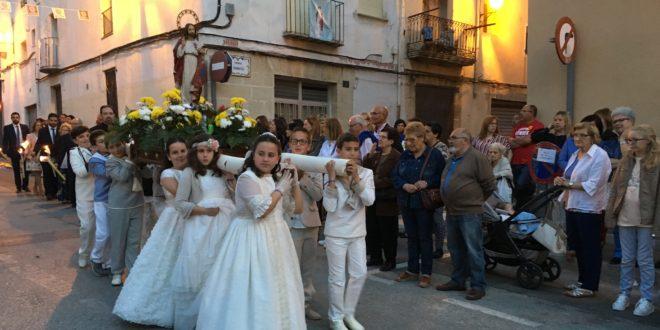 El Patronat de Cocentaina celebra su Fiesta anual