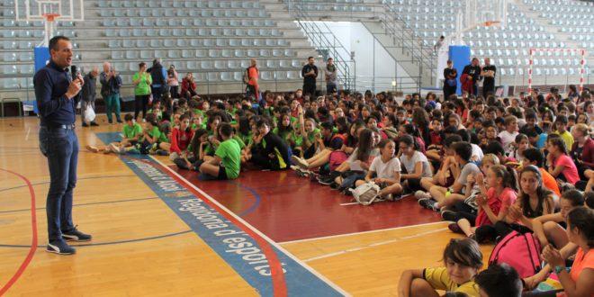550 escolares participan en la primera edición de la Olimpiada EPI