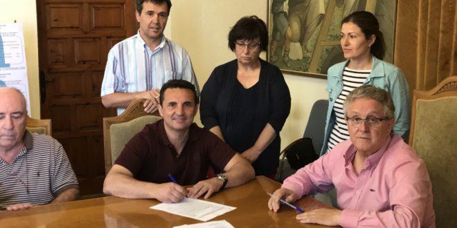 La Diputación asume el 50% de las obras de ampliación de la ronda Foia en Castalla