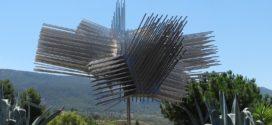 Compromís preocupado por el estado de la escultura 'Ocells' de Eusebio Sempere