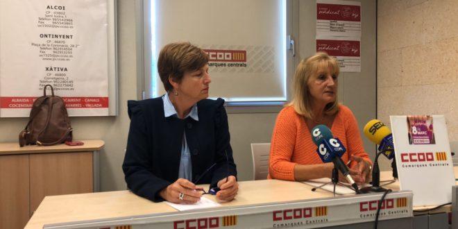 CCOO denuncia la falta de Plan de Vacaciones en el área de Salud de Alcoy