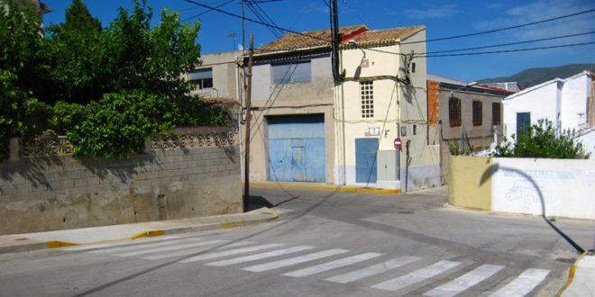Barri Sant Jaume Cocentaina