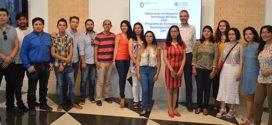 Alumnos bolivianos concluyen sus TFM en el Campus de Alcoy