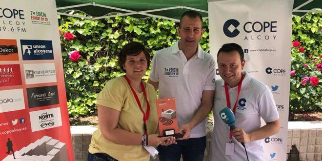 Cope Alcoy acerca la radio hasta l' Esport en 3D