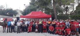 49 voluntarios de ACIF velan por los montes y parajes de Alcoy