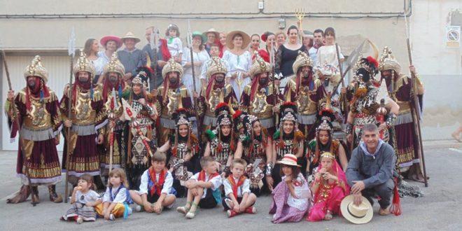 La pedanía contestana de L'Alcúdia celebró sus fiestas patronales