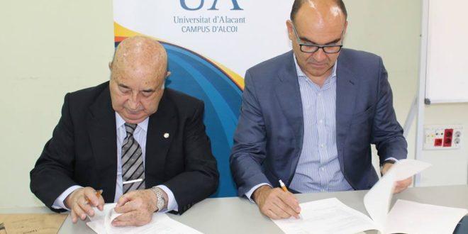 Acuerdo para el impulso de actividades culturales en el futuro Campus de la UA