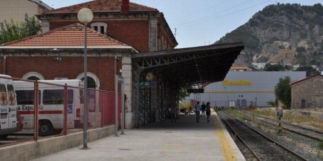Estación de Tren Alcoy