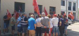 CCOO hace un llamamiento a la participación en la huelga del textil