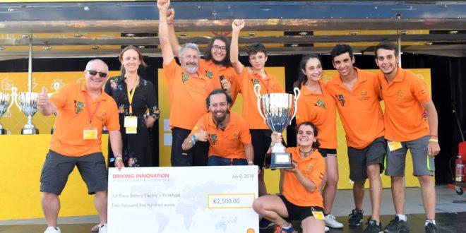 Shell Eco Maratón Cotes Baixes
