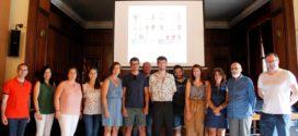 Alumnos de la EASD de Alcoy diseñan la campaña de la 'Trobada de la Solidaritat'