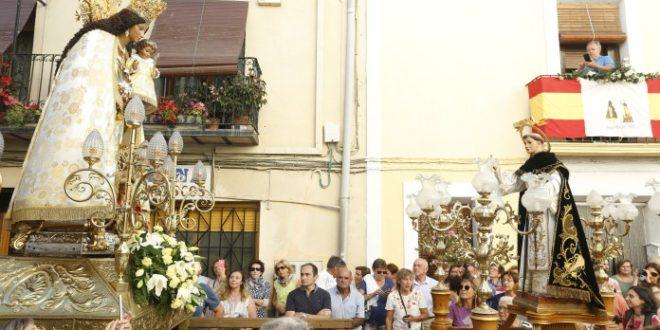Virgen Peregrina Alcoleja