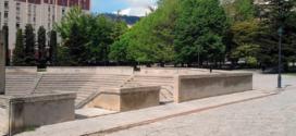 Guanyar pide que se priorice la mejora de la accesibilidad en el Anfiteatro de la Zona Norte