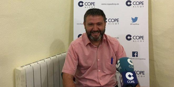 Abanderado Cristiano Cocentaina 2018