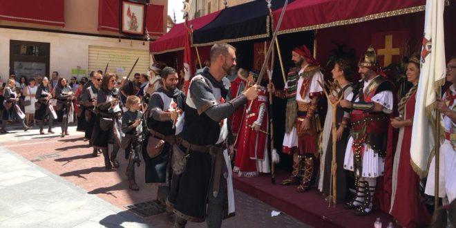 La Fiesta hace su reconocimiento a los cargos festeros del 2018