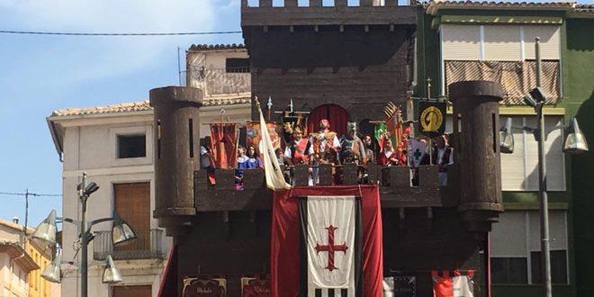 Las tropas moras conquistan la Villa de Cocentaina