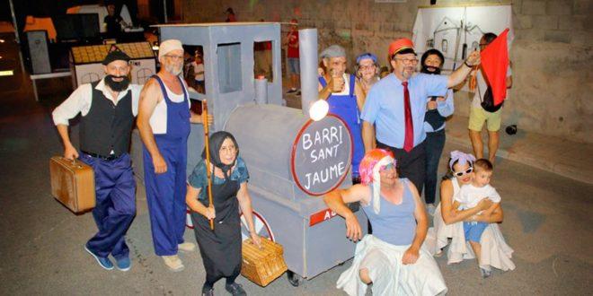 Fiestas Barrio San Jaime Cocentaina