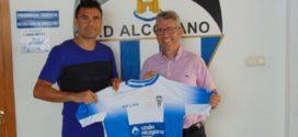 David Córcoles, nueva incorporación del Alcoyano