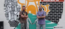 Batoy fue escenario del Primer Festival de Arte Urbano
