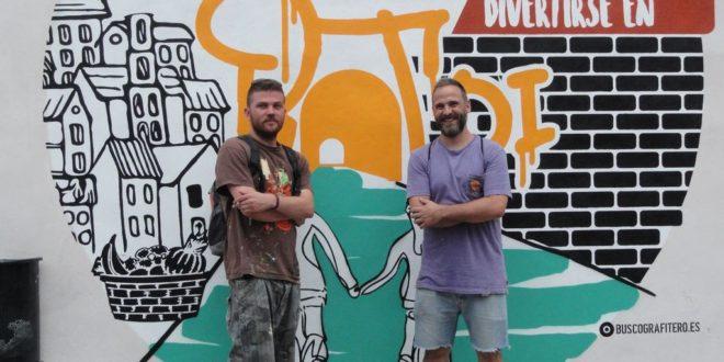 Ganador Arte Urbano Batoy