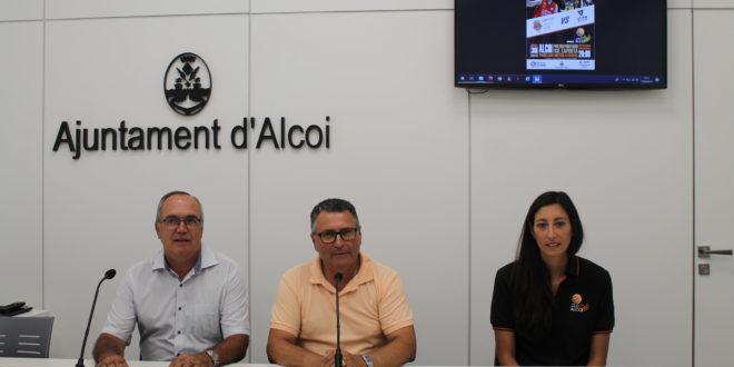 El baloncesto ACB llega a Alcoy el próximo 30 de agosto