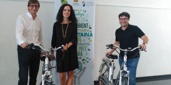 Cocentaina apuesta por la movilidad sostenible