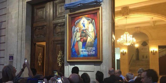 El Cartel anuncia la llegada de las Fiestas en honor a la Virgen de los Lirios