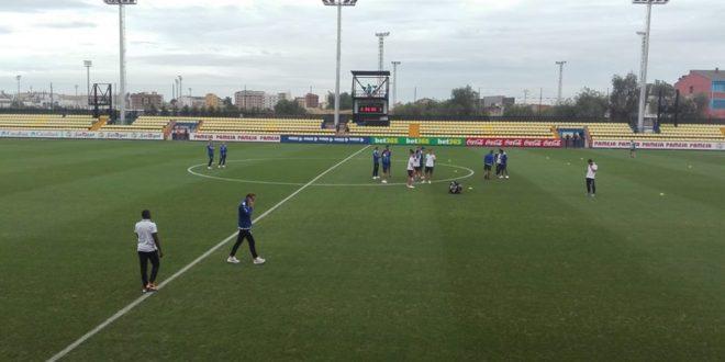 El Alcoyano no pudo ante el Villareal B y perdió por 2-0