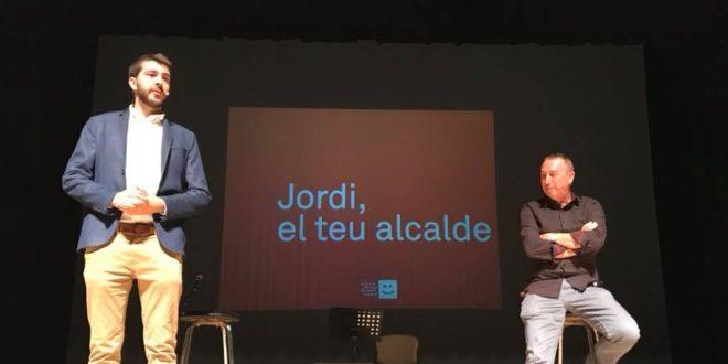 Jordi Pla presenta su candidatura a la alcaldía de Cocentaina
