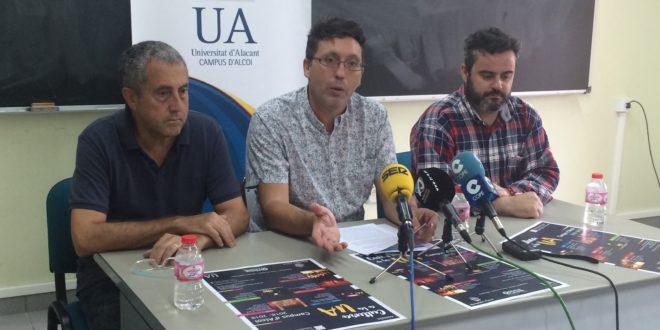 El Campus de la UA de Alcoy presenta su primera programación cultural