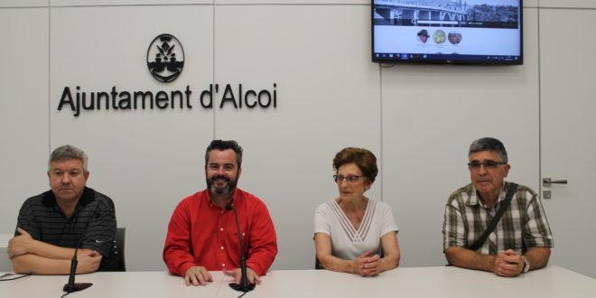 Alcoy recibe un importante fondo musical de la Fiesta de Moros y Cristianos